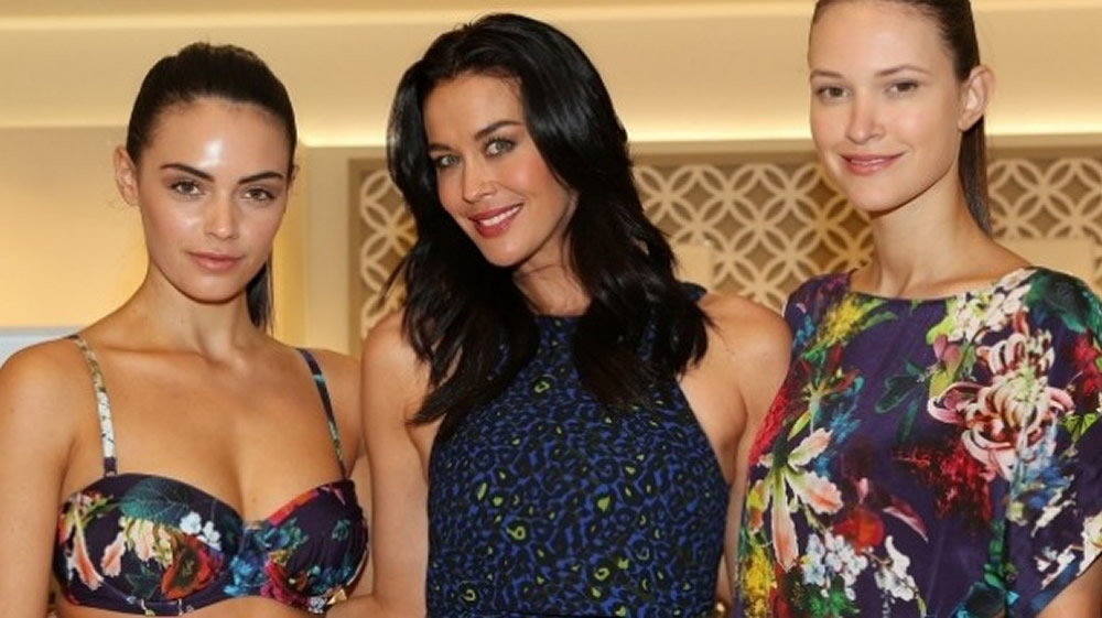 Megan Gale cuts ties with Seafolly after brand launches copycat line