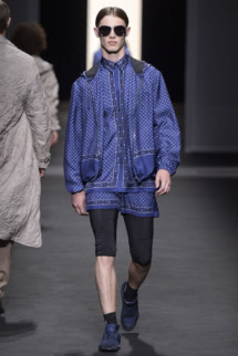 Versace show, Runway, Milano Moda Uomo Men's Fashion Week, Spring Summer 2017, Milan, Italy - 18 Jun 2016