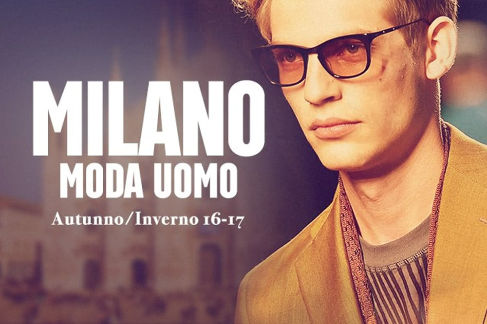 Milano Moda Uomo: Spring-Summer 2017 men's collection