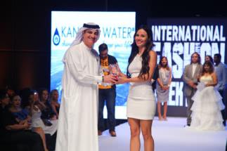 Best Fashion Designer Tech- Diana Walkiewicz Poland @ International Fashion Awards- IFWD S5