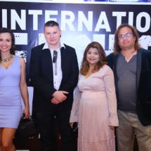 IFWD- MD Cheryle Dias, VC Daryl Dias, ED Dawid & Tech Designer Diana