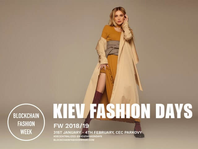KIEV FASHION DAYS F / W 18-19: an event of style and decode