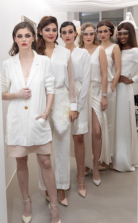 """Défilé Events""and Smile Design Boutique present Great Gatsby Evening Fashion Show – Geneva 2019-2020"