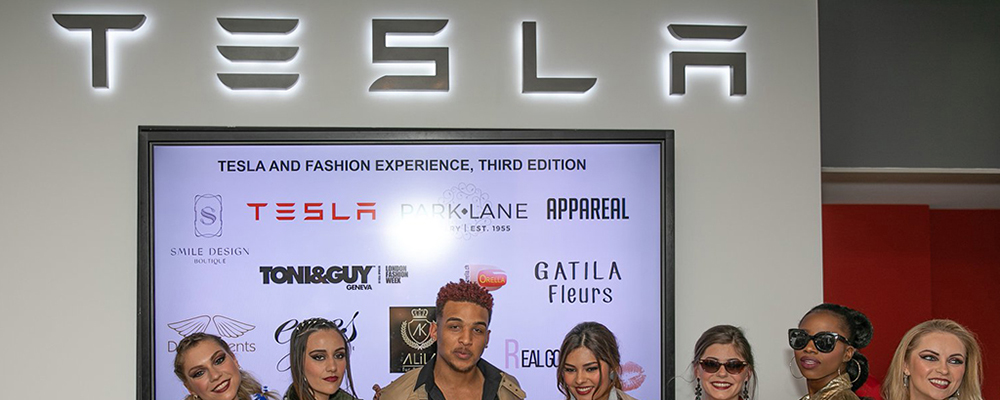 Défilé Events – ASmallWorld (ASW) production presents: Tesla and Fashion Show Experience, 3rd edition
