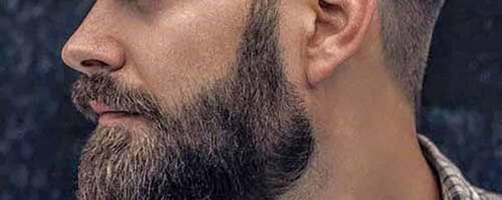MEN WITH BEARD: Modern Beard Styles