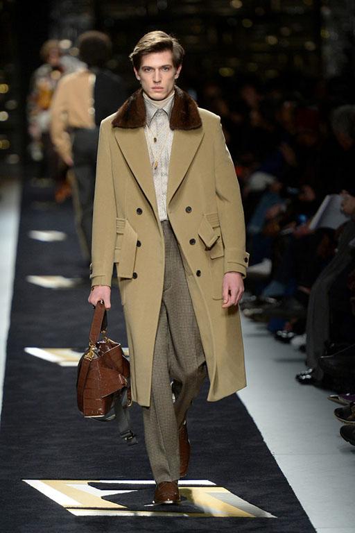 Milano Moda Uomo Fashion Week • 10-14 January 2020  Autumn / Winter 2020-2021