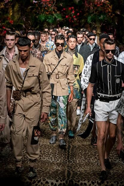 Milano Moda Uomo Fashion Week Men's — 2021 — 2022
