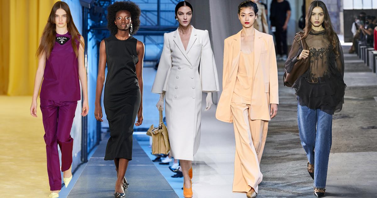 Milan Fashion Week — Calendar 21 to 27 September