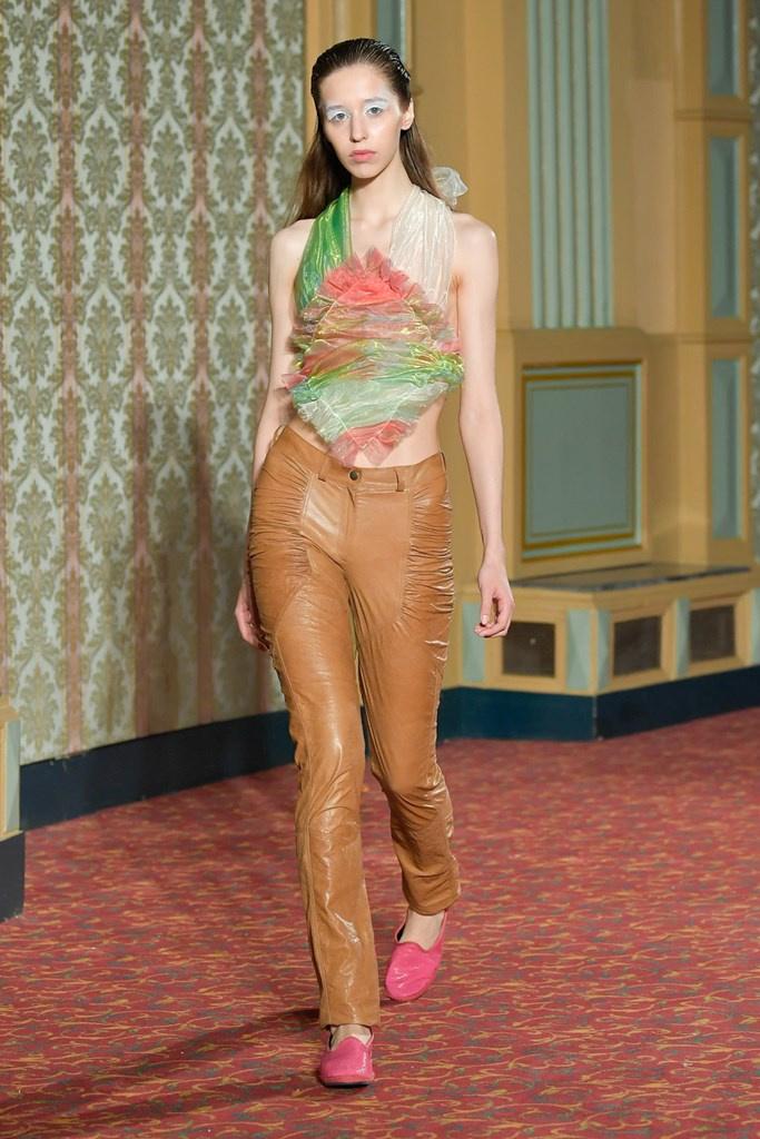 Francesca Liberatore at MFW — S/S 2022 Fashion Show