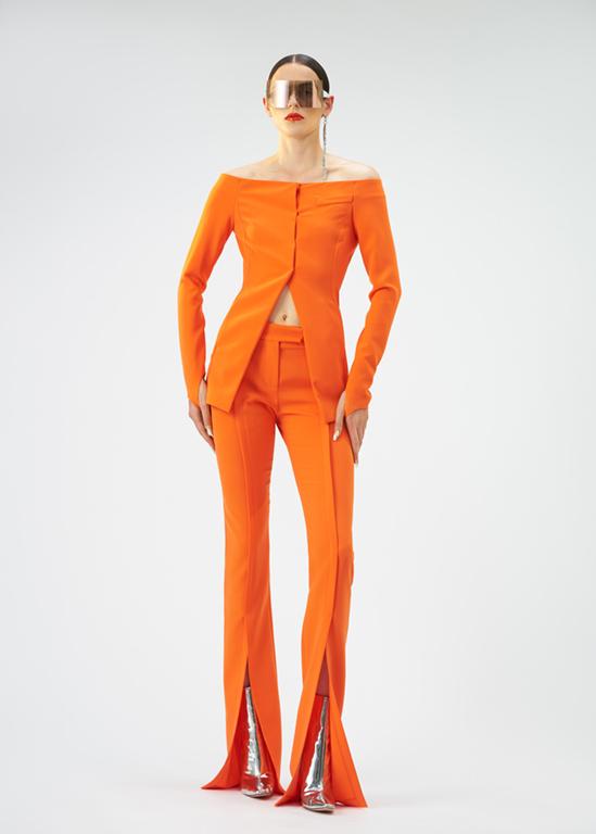 Alessandro Vigilante at MFW — S/S 2022 Fashion Show