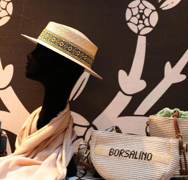 JOURNEY THROUGH SPRING-SUMMER 2022 WITH BORSALINO