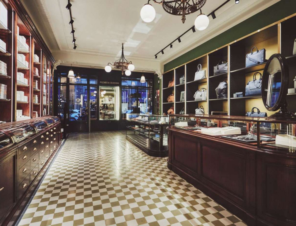 PINEIDER & ANTONIO MARRAS: The Refined Store In Milan, Via Manzoni